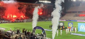Angers Marseille 2021