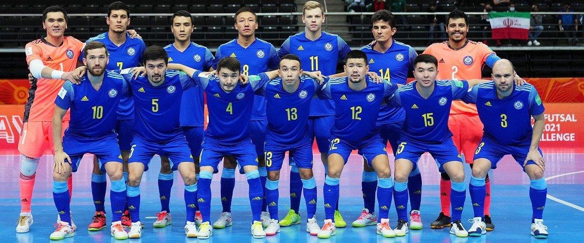 kazachstan futsal wc 2021