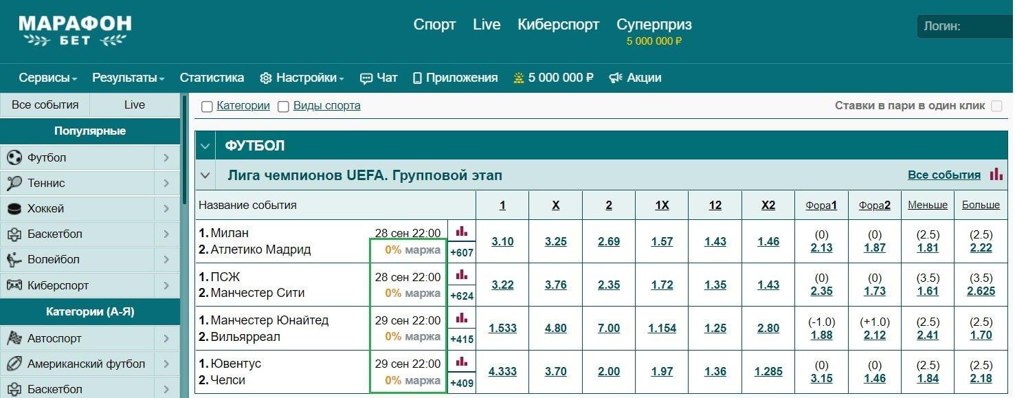 marzha 0 protsentov bk marafonbet ru