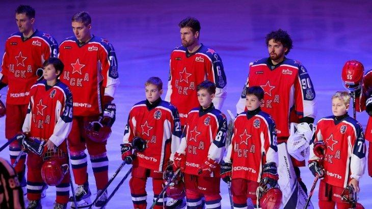 Спартак Москва - ЦСКА. Прогноз и ставки на хоккей. 16 сентября 2021 года