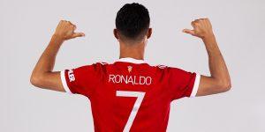 ronaldo 7 MU