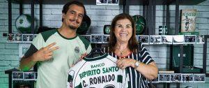 ronaldo mother sporting