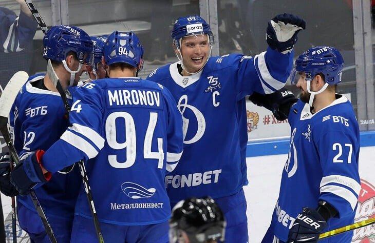 Сочи - Динамо Москва. Прогноз и ставки на хоккей. 23 сентября 2021 года