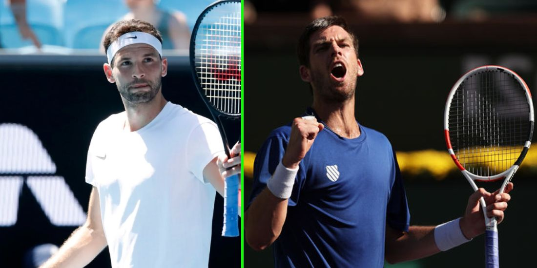 Grigor Dimitrov Kemeron Norri koeffitsienty stavki prognoz na match 16 oktyabrya 2021 tennis