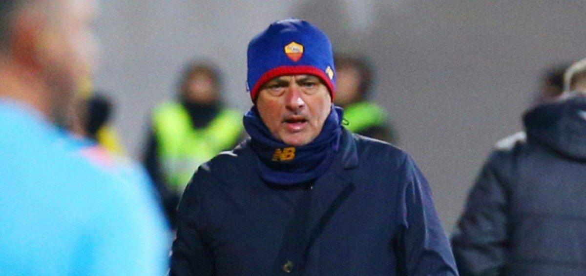 Jose Mourinho 1 6 bodo glimt