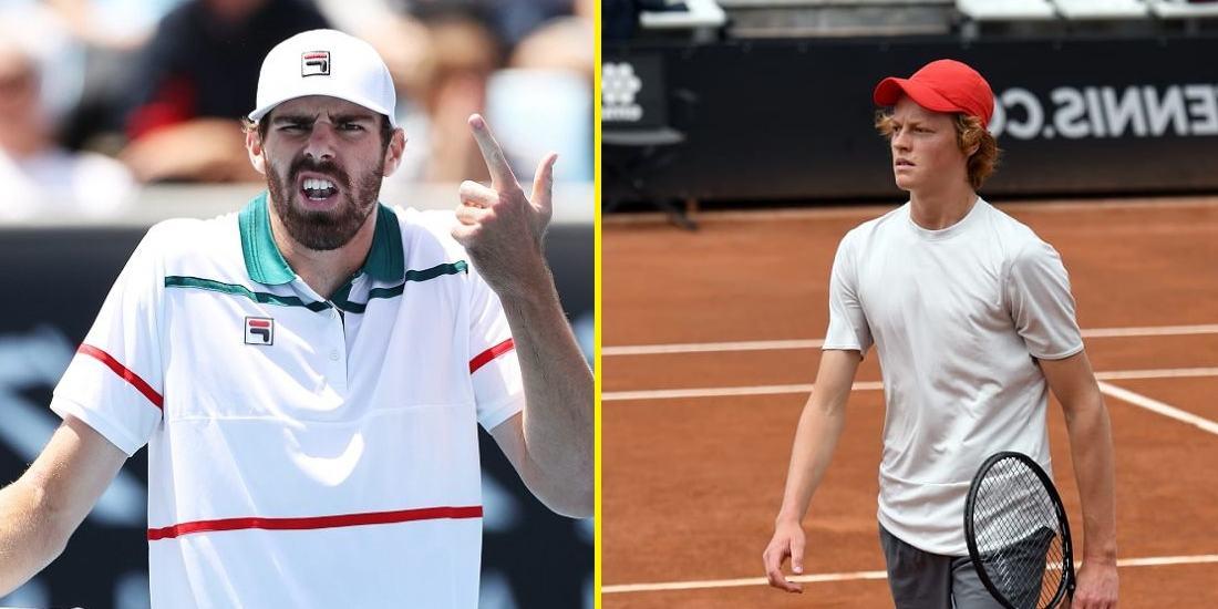 Rajli Opelka YAnnik Sinner prognoz stavki koeffitsienty na match 27 oktyabrya 2021 tennis