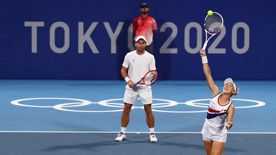 Stavki na mikst v tennise