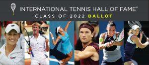 tennis hof 2022